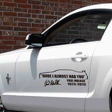 Muc015 Famous Quotes Car Stickers Carved Self Adhesive Removable Sale Price Reviews Gearbest