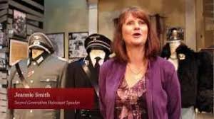 Jeannie Smith, daughter of Irena Gut Opdyke, visits Stritch - YouTube