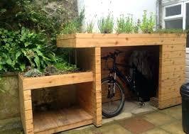 storage shed plans mini garden