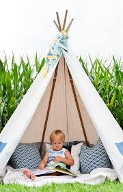 15 Diy Teepees And Play Tents Your Kids Will Spend All Summer In