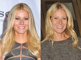 i think gwyneth paltrow looks better