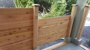 My First Real Project A Free Standing Fence For An Apartment Patio Patio Fence Patio Flooring Apartment Patio