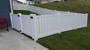 Semi Private Fence Acreage Fences