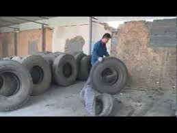 tire shredder tire crusher