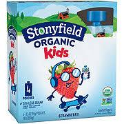 stonyfield organic kids low fat