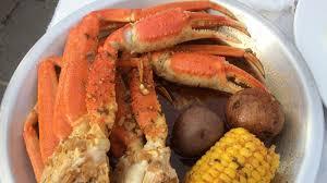Crab Legs in D.C. ...