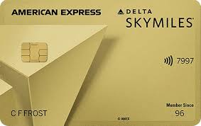 delta skymiles credit card from amex