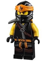 LEGO Ninjago Cole minifiguur NJO532 -