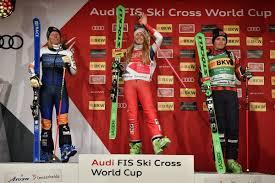toko.ch: Arosa Ski Cross, first for Fanny Smith