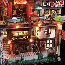 LEGO NINJAGO City 70620 Light Kit