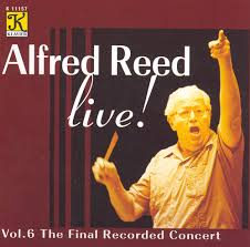 Alfred Reed on Spotify