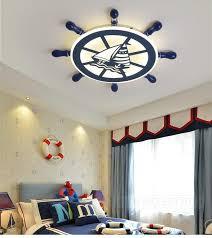 2020 Cartoon Rudder Ceiling Light For Children Baby Kids Room Bedroom Ceiling Light Child Room Ceiling Lamp Led Boys Bedroom Light From Wyiyi 133 67 Dhgate Com