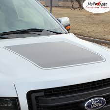 Force Hood Screen Ford F 150 Appearance Package Stripes Decal Vinyl Graphic Kit 2009 2014 And 2015 2020 Moproauto Professional Vinyl Graphics And Striping