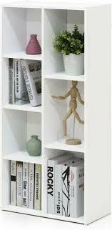 Bookcase Organizer Cube Tower Shelf Kids Living Room Furniture Case White For Sale Online Ebay