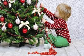 How To Toddler Proof Your Christmas Tree This Year Mum S Grapevine