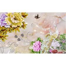 fl theme 3d rose flower wallpaper