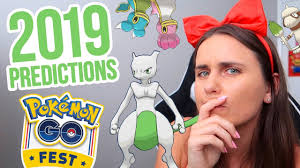 What NEW POKÉMON & 2019 EVENTS will be released in Pokémon GO ...