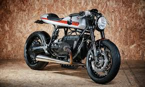 thir bmw r80 cafe racer cool material