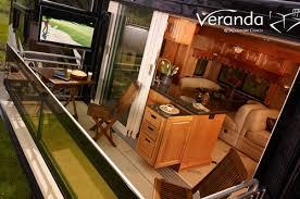 luxury veranda motor coach
