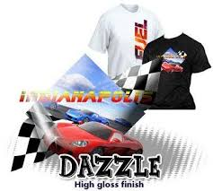 Dazzle Trans Glossy Finishing Sheet For Heat Transfer Papers 11 25 X 17 25