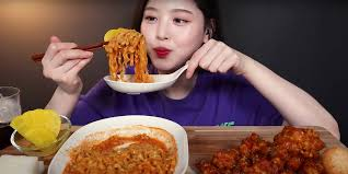 What is 'mukbang'? Inside the viral Korean food YouTube trend