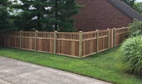 Fence Contractor Columbus Ohio Wood Fences Aluminum Vinyl