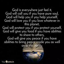 god is everywhere just fe quotes writings by yositatuli