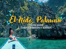 el nido palawan travel guide 2020 the