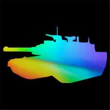 Army Tank War Sticker For Infantry Car Reflective Waterproof Wall Home Glass Window Door Laptop Vinyl Decals Car Stickers Aliexpress