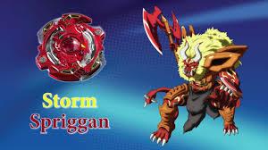 Review con quay] Storm Spriggan – Beyblade Burst / Vòng Xoay Thần ...
