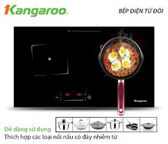 Bếp điện từ đôi Kangaroo KG435i - Kangaroo Shop