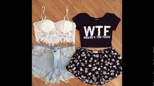 cute age spring summer outfit