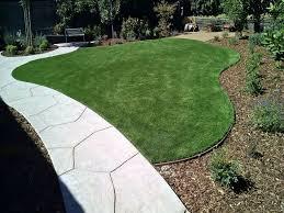 synthetic grass riverbank california