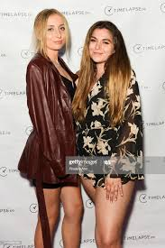 """Abigail Barnes and Sofie Barnes attend """"A Moment in Time"""" - Timelapse...  News Photo - Getty Images"""