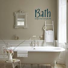 Ivy Bronx Bath Escape From Everyday Life Wall Decal Wayfair