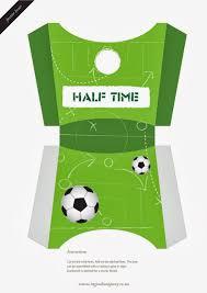 Kit Para Fiestas De Futbol Para Imprimir Gratis Fiestas De Futbol