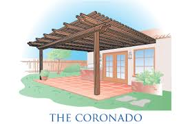 patio cover kits wood patio covered