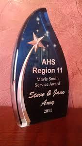 Mavis Smith Service Award - ADS Region 11