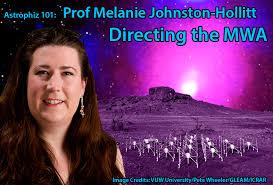 Astrophiz101: Prof Melanie Johnston-Hollitt – Astrophiz: An Astronomy  Podcast