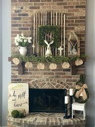 easter or spring decor replace bunnies