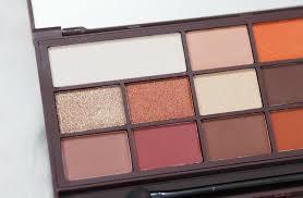 chocolate orange eyeshadow palette review