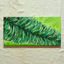 Palm Leaf by Abigail Beck