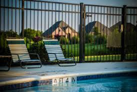 Installing A Diy Aluminum Pool Fence Great Fence