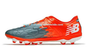 new balance orange football boots