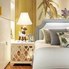 Cute Alpaca Night Light Fabric Childern Kids Bedroom Decorative Lamp For Shelf Living Room Bedroom Susuohome Com