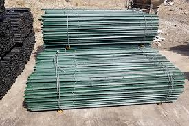 China Europe Style For Heavy Duty Star Picket Australia Star Picket Y Shaped Fence Post Newel Post Hepeng Factory And Manufacturers Hepeng
