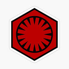 The First Order Stickers Redbubble
