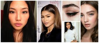 makeup trends 2018 what to wear what