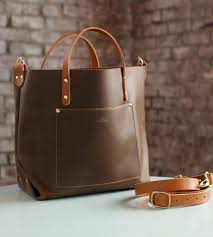 how to make a leather bag at home the