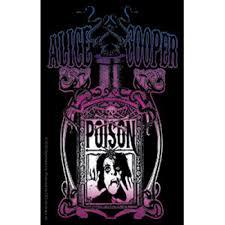 Alice Cooper Poison Bottle Sticker Orignal Artwork Vinyl Decal Sticker 3 5 X 5 5 Walmart Com Walmart Com